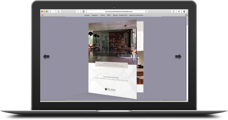Digital Property Brochures </br> $95.00 each