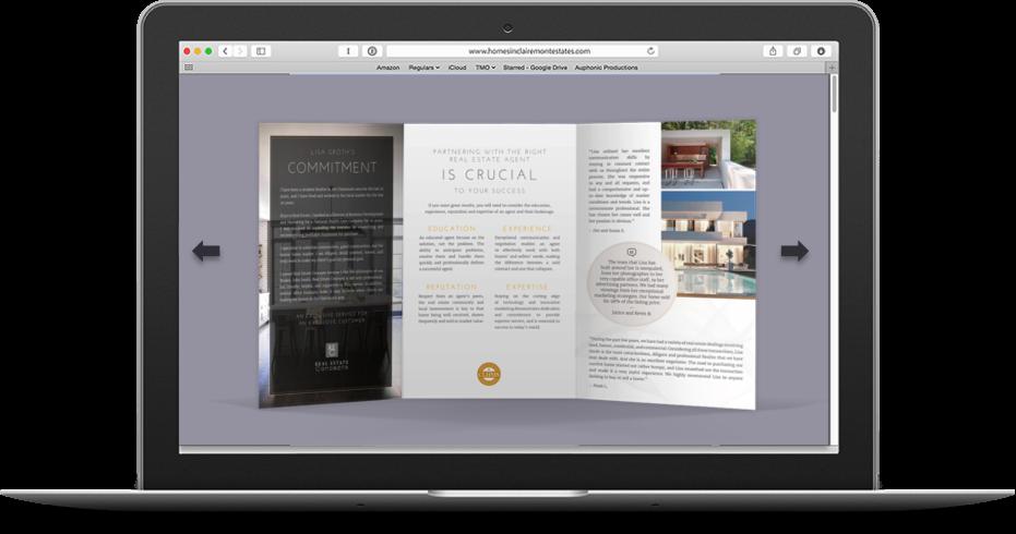 Digital Personal Brochures</br>$95.00 each