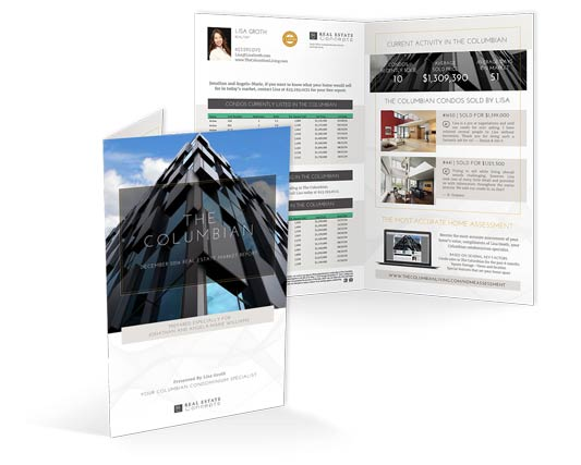 11×14 Market Reports</br> $1.75 - $2.05 each