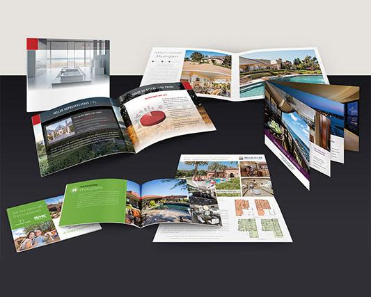 Special Order Brochures</br> 2 - 40 Pages